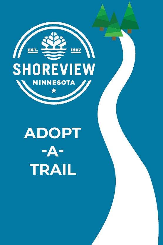 Adopt a trail sign