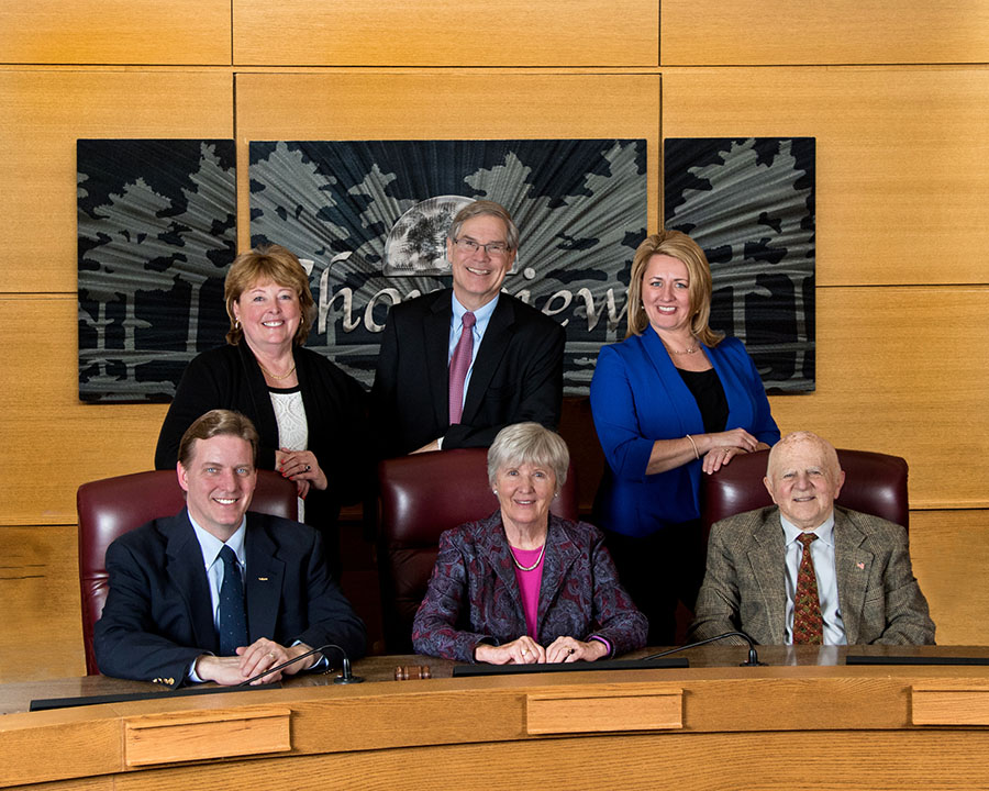 2018 City Council members