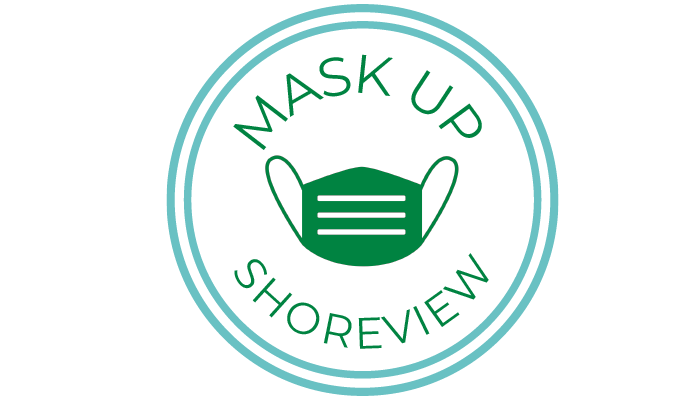 Mask Up Shoreview